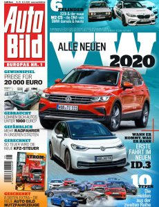 Auto Bild Germany – 18 Juni 2020