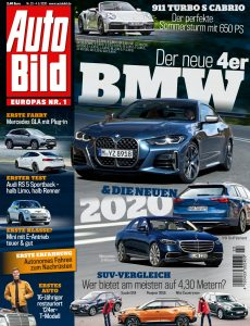 Auto Bild Germany – 4 Juni 2020