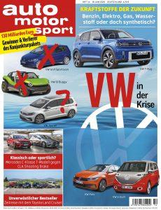Auto Motor und Sport – 18 Juni 2020
