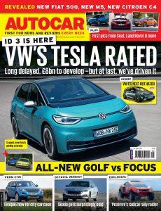 Autocar UK – 17 June 2020