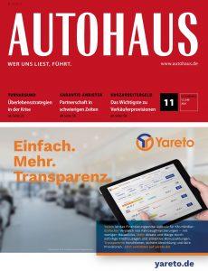 Autohaus – 10  Juni 2020