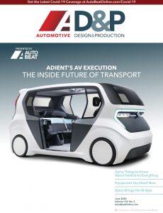 Automotive Design and Production – June 2020