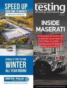 Automotive Testing Technology International – June 2020