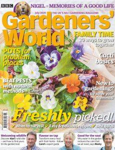 BBC Gardeners' World – July 2020