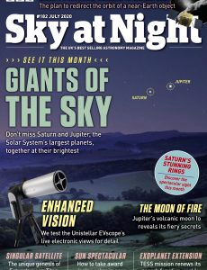 BBC Sky at Night – July 2020