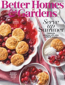Better Homes & Gardens USA – July 2020