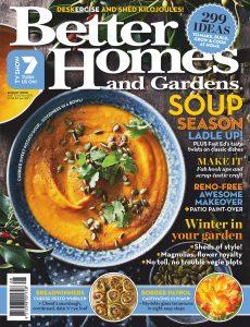 Better Homes and Gardens Australia – August 2020