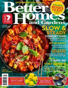 Better Homes and Gardens Australia – July 2020