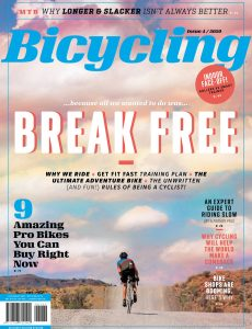 Bicycling South Africa – July 2020