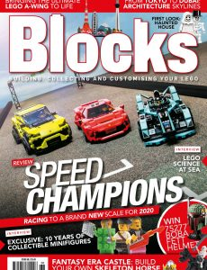 Blocks Magazine – Issue 68 – June 2020