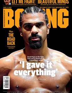 Boxing News – 11 June 2020