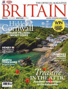 Britain – July-August 2020