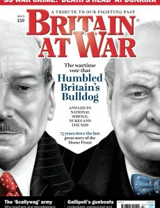 Britain at War – Issue 159 – July 2020