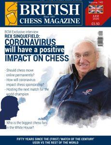 British Chess Magazine – June 2020