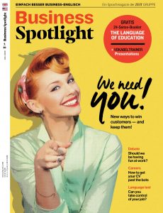 Business Spotlight Nr 5 – Juli 2020