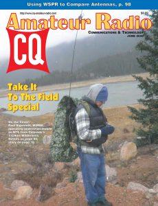CQ Amateur Radio – June 2020