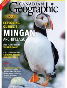 Canadian Geographic – July-August 2020