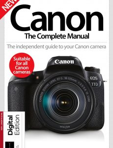Canon The Compete Manual – 10th Edition, 2020