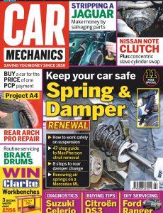 Car Mechanics – July 2020