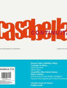 Casabella – giugno 2020