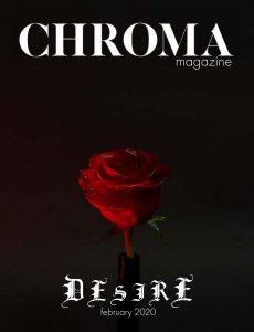 Chroma Magazine – Desire February 2020