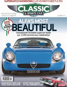 Classic & Sports Car UK – July 2020