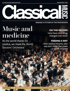 Classical Music – July-August 2020