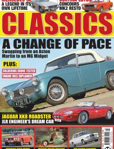 Classics Monthly – July 2020