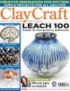 ClayCraft – Issue 40 – June 2020