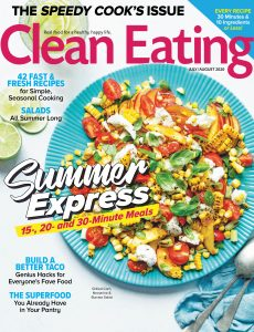 Clean Eating – July-August 2020