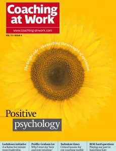Coaching At Work – July-August 2020