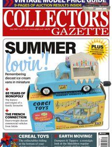 Collectors Gazette – July 2020