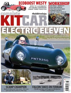 Complete Kit Car – July 2020