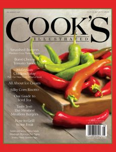 Cook's Illustrated – July-August 2020