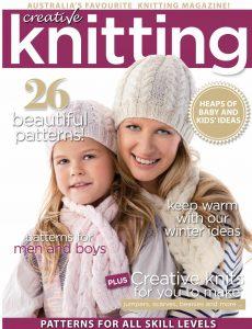 Creative Knitting – June 2020