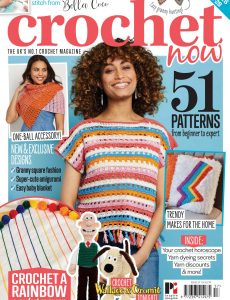 Crochet Now – Issue 57 – June 2020