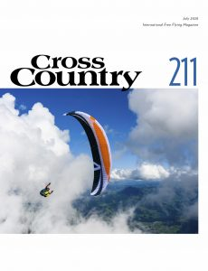 Cross Country – July 2020
