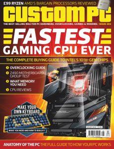 Custom PC – Issue 203 August 2020