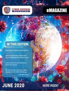 Cyber Defense Magazine – June 2020