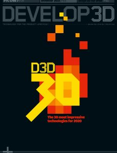 DEVELOP3D Magazine – May-June 2020