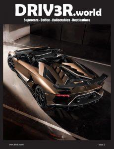 DRIV3R world Supercar Magazine – Issue 2 2019