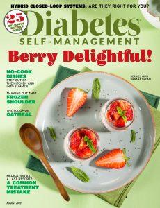 Diabetes Self-Management – August 2020