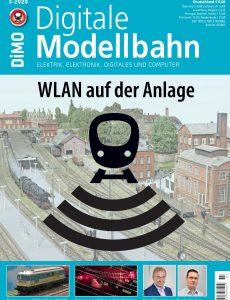 Digitale Modellbahn – Nr 3 2020