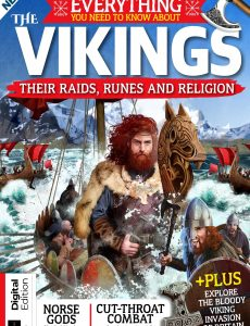 Everything You Need To Know About Vikings – First Edition, 2020