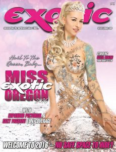Exotic Magazine – January 2016