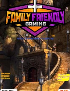 Family Friendly Gaming – June 2020