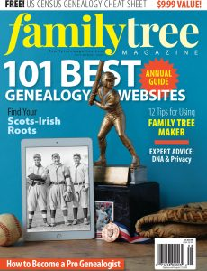 Family Tree USA – July-August 2020