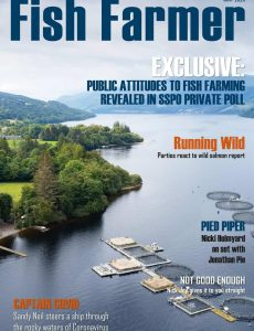 Fish Farmer Magazine – May 2020