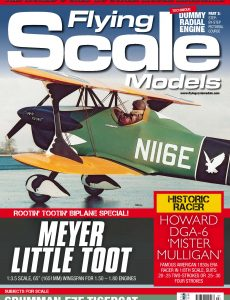 Flying Scale Models – July 2020