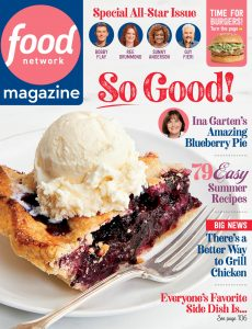 Food Network – July 2020